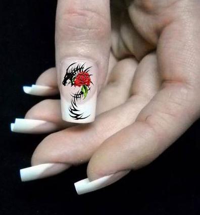 дизайн ногтей 2012 картинки: